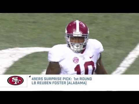 NFL Network Grades the 49ers 2017 Draft