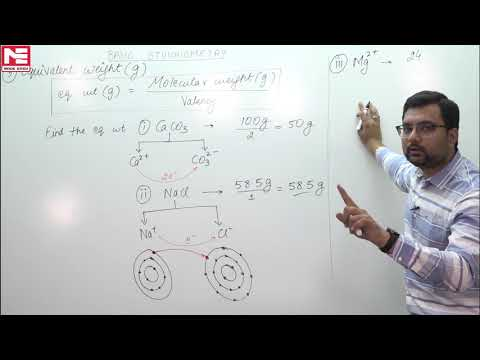 Environmental Engineering | Basic Stoichiometry | CE | By Sagar Dodeja Sir | Faculty Made Easy