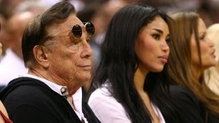 Repeat youtube video Donald Sterling's purported excuse: I just wanted sex