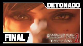 Resident Evil Revelations 2 - Episodio 4  - Parte #5 - FINAL ÉPICO!!!!!!!!!