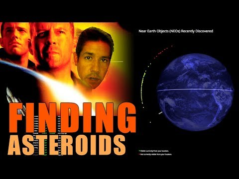 How to Find Asteroids & Comets - Star Stuff