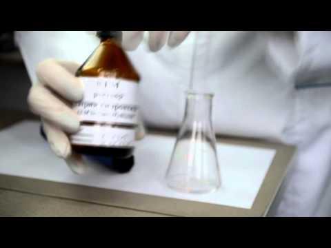 Салициловый спирт - количественное определение (олимпиада)