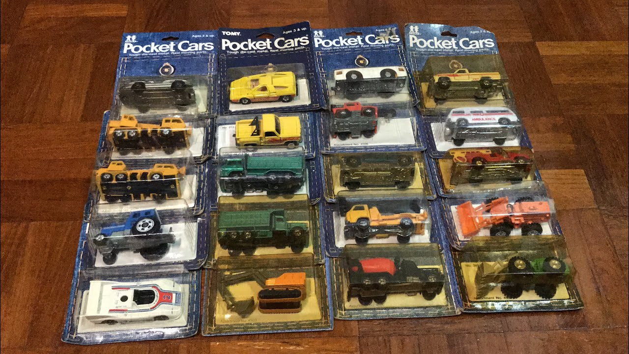 Sorting out my dry box! (The Tomica Table)