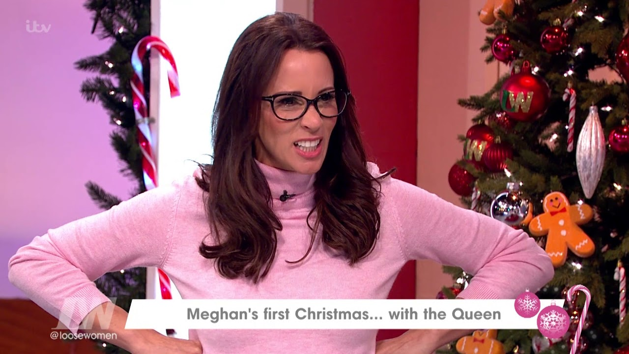 Meghan Markle\'s First Christmas With the Queen | Loose Women - YouTube