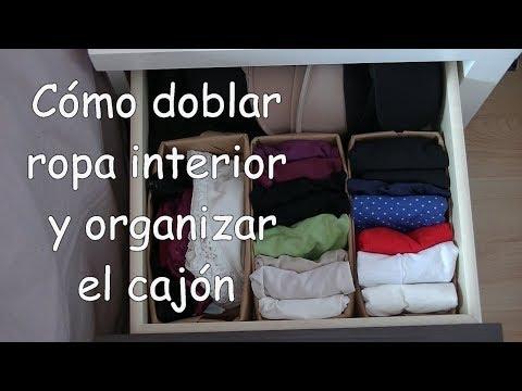 ¿cómo puedo mejorar doblando ropa?