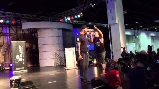 Massiv & Olimp Show (Fibo 2015)