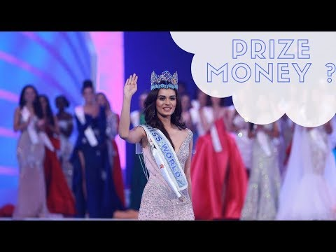 Manushi Chhillar's Salary, Perks & Prize Money After Becoming Miss World 2017