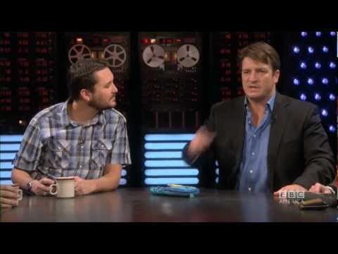 Nathan Fillion: Sexception?! The Nerdist: Year In Review Sneak Peek #1