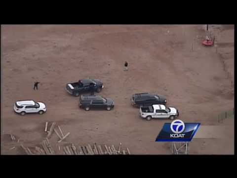VIDEO: Bodies of two children found on the...
