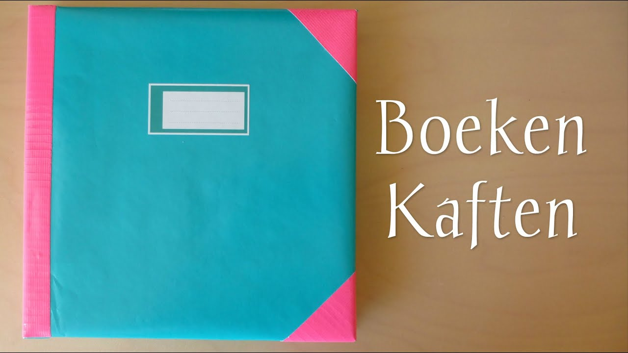 Top Boeken Kaften - Back To School - YouTube &WZ25