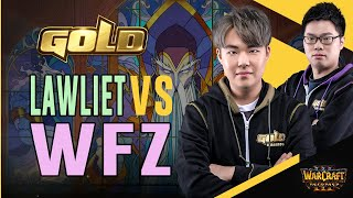 WC3R - WGL WINTER - Ro16 WB Final: [NE] LawLiet vs. WFZ [UD] (Group D)