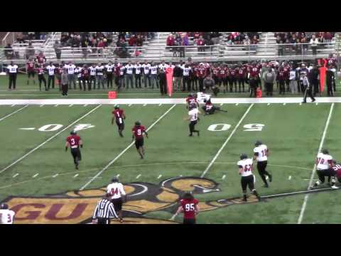 James Harris QB - Senior Season 2015
