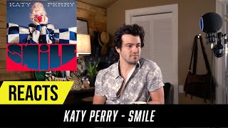 Producer Reacts to Katy Perry - Smile