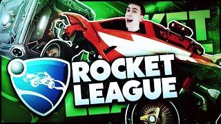 A SQUARE BALL?!?!?! | Rocket League!
