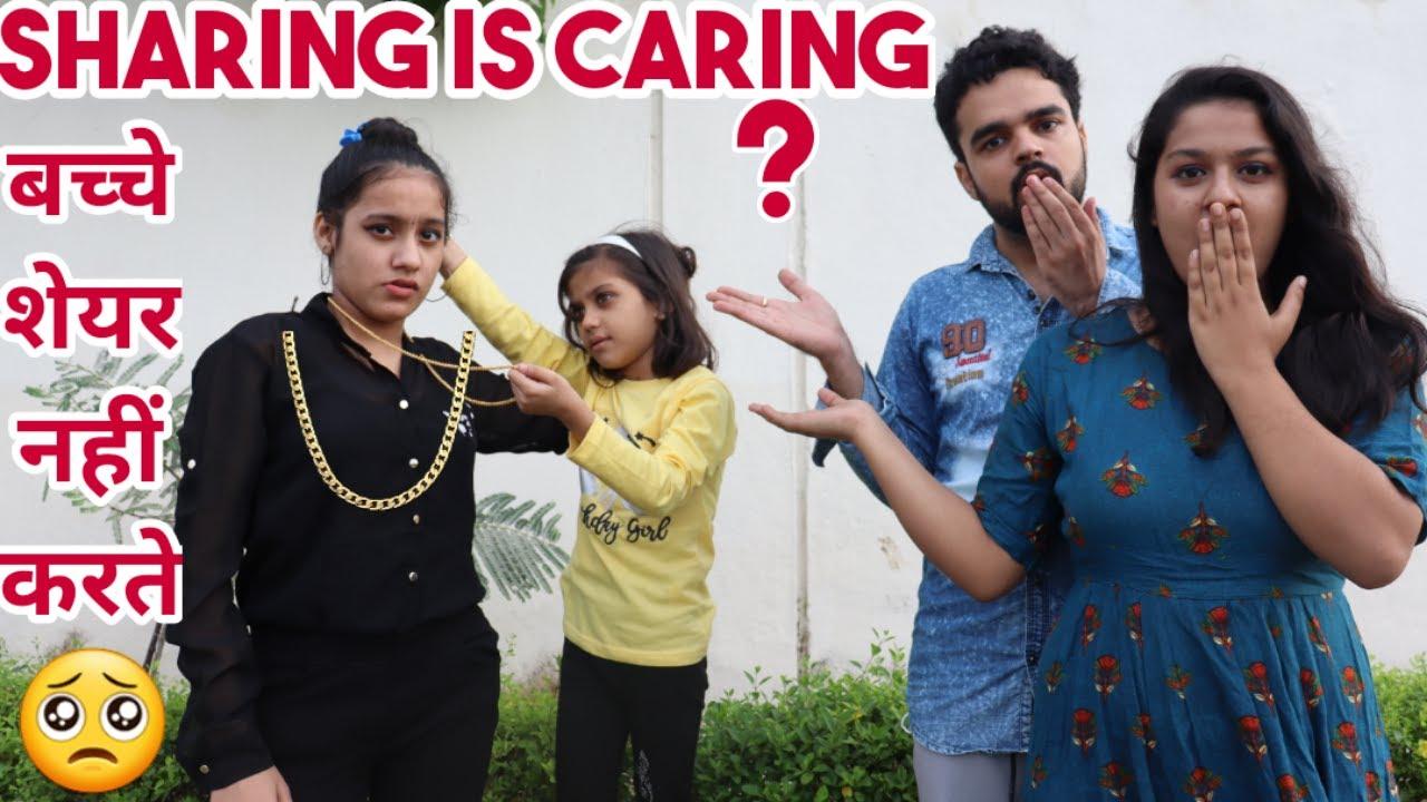 "बच्चे Share नहीं करते ? ""SHARING IS CARING"" | Hindi Moral Stories | Chulbul Videos"