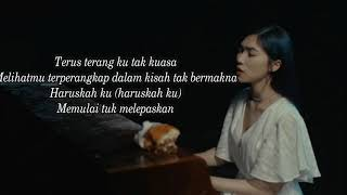 Isyana Sarasvati _ Ragu Semesta ( Lirik )