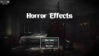Horror Effects plugin exhibition
