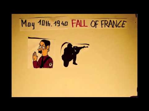 The Fall of France - Animation