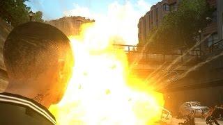 Grand Theft Auto 4 - Война с полицией