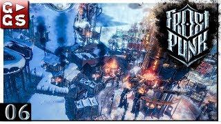 Frostpunk ❄ Finale Staffel ► #6 Kälte Simulator Saat Kampagne Gameplay deutsch