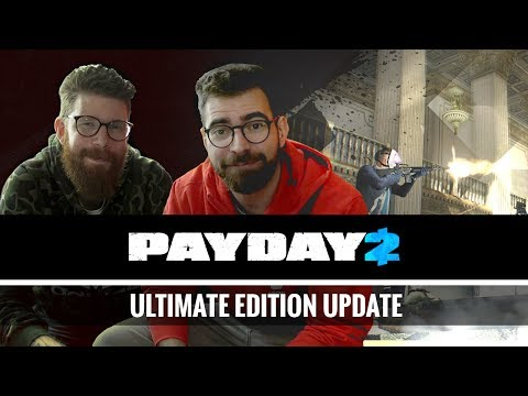 PAYDAY 2: Ultimate Edition Update