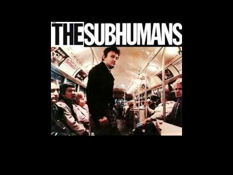 Клип The Subhumans - Fuck You
