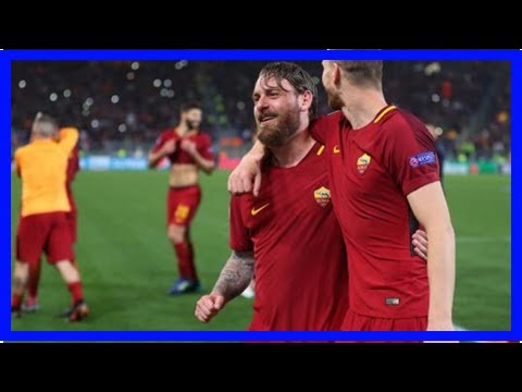 De Rossi claims there is 'one difference' between Barcelona and Liverpool defeat By J.News