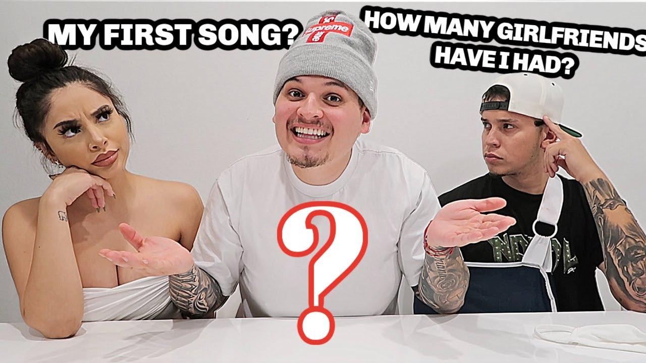 Who Knows Me Better? (GIRLFRIEND VS. BESTFRIEND)