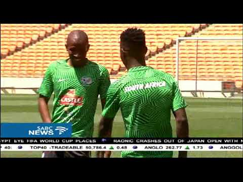 Bafana players believe SA can still qualify for the 2018 World Cup