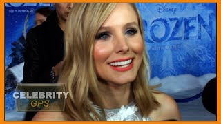 Kristen Bell helps out in Orlando during Irma - Hollywood TV