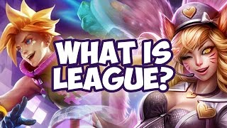 "What is ""League of Legends""?"