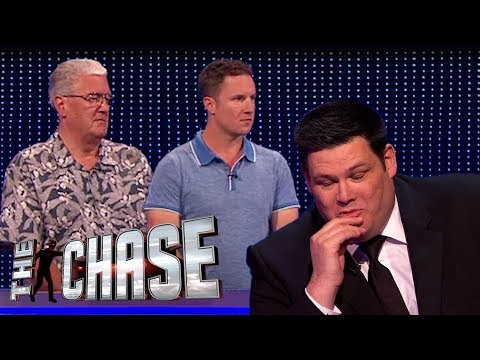 The Chase | Marty and Charlie's Hair Raising Final Chase!