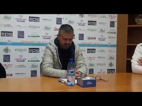 Sanremese: la conferenza stampa di Mister Massimo Costantino dopo le dimissioni (seconda parte)