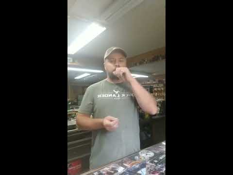 How to blow a duck call for begging duck hunters