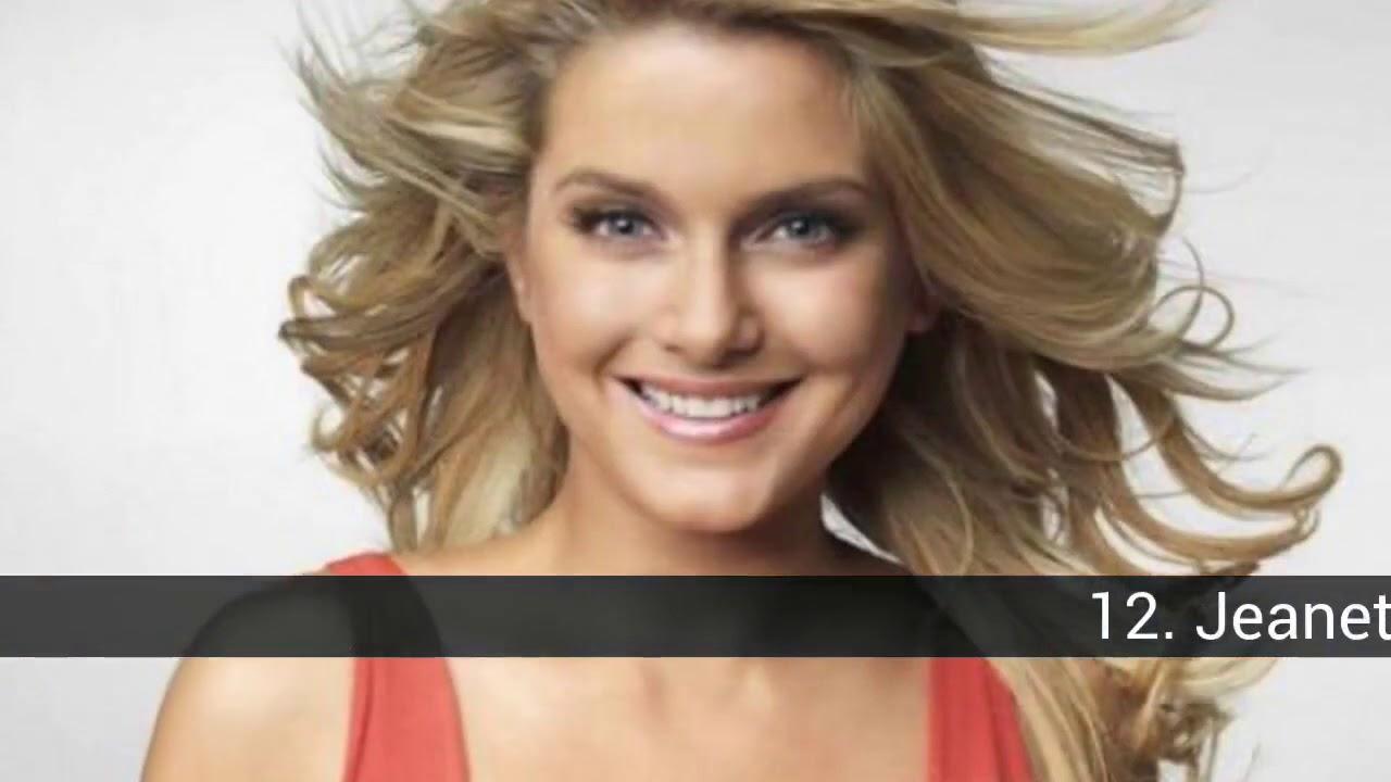 Le donne più belle della Germania - YouTube