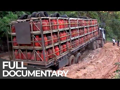 Deadliest Roads | Gabon | Free Documentary