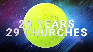 ICOC Philippines 29th Anniversary Worship Service