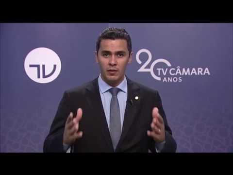20 Anos TV Câmara: deputado Diego Garcia (Pode-PR)