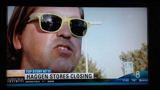 News 8 ShawnWhiteBMX Haggen Stores Closing