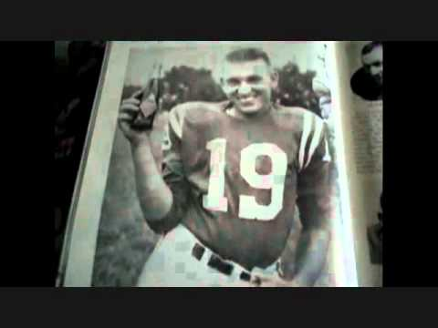 Baltimore Colts History Antique Programs
