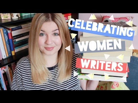 Celebrating Women Writers | Discussion & Recommendations | ad