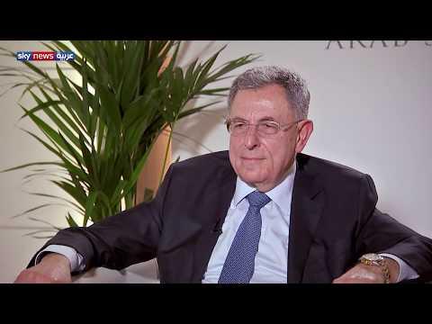 حوار خاص مع رئيس الحكومة اللبنانية الأسبق فؤاد السنيورة  - نشر قبل 4 ساعة