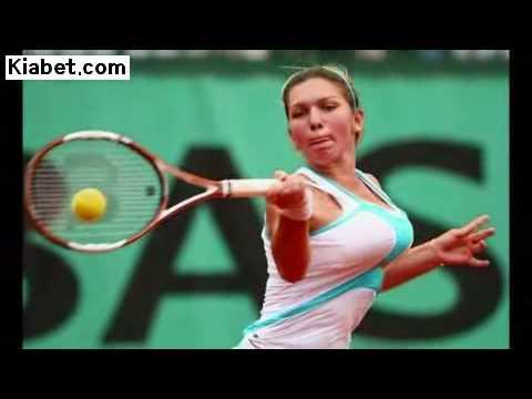 Самая большая грудь в теннисе
