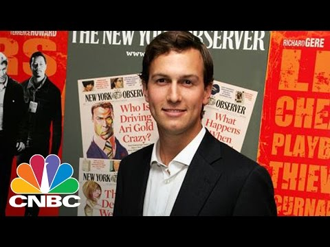 Jared Kushner Chasing China Deal | CNBC