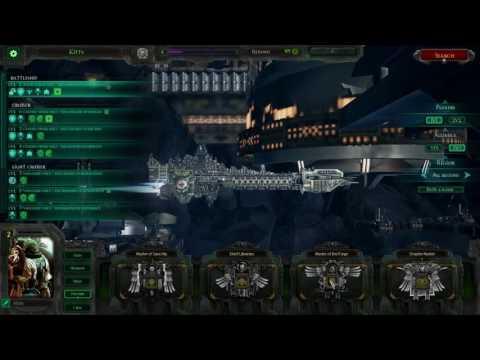 Battlefleet Gothic:  Space Marine Basics