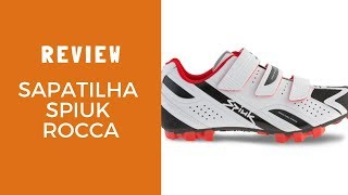 Review - Sapatilha Spiuk Rocca