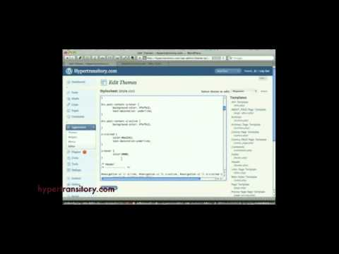 Using Firefox And Firebug To Find HTML And CSS In 6.wmv