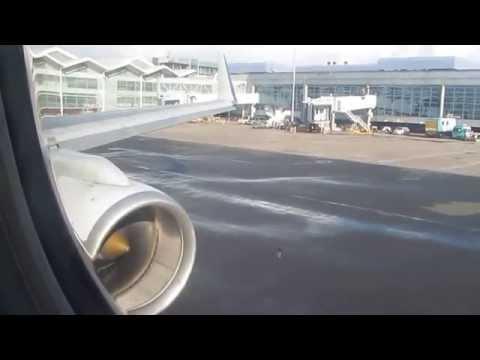 Thomson Airways, Boeing 757-200, Takeoff at Birmingham (BHX)
