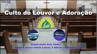 Culto Manhã - Domingo 31/05/20 - A cruz na qual Paulo se gloriava - Rev. Célio Miguel
