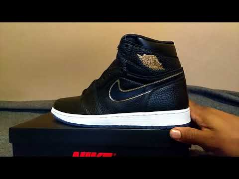 AJ1 all-star review